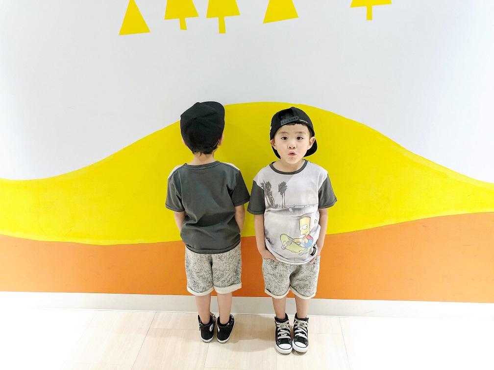 Freches Doppel - Kidswear