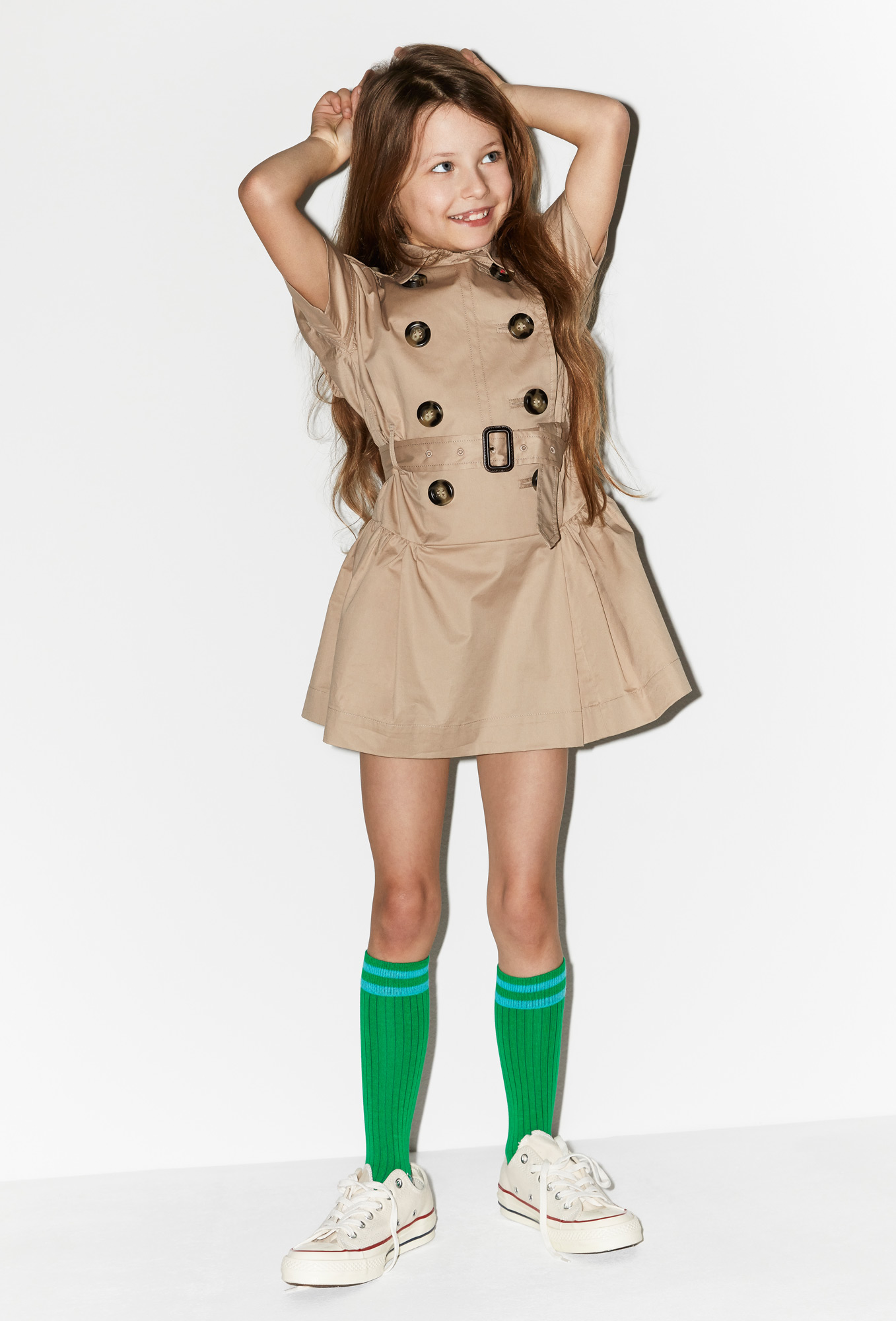 Editorial Fashion Kids – Spiel Zeug